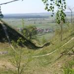 Wąwóz w Górach Koperskich
