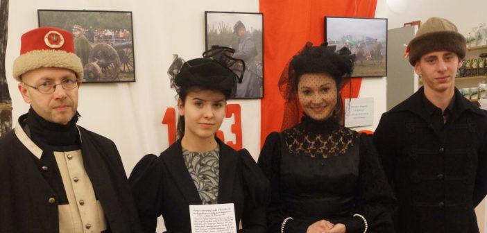 """Fotorelacja z wernisażu wystawy """"Pamiętamy 1863"""""""