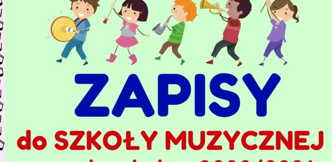 Trwają zapisy do Szkoły Muzycznej I stopnia w Pińczowie