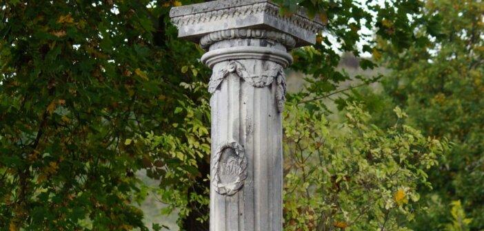 #pinczowskielapidarium- nagrobek Pauliny Korytkowej