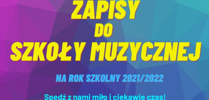 Zapisy do Szkoły Muzycznej w Pińczowie- polecamy