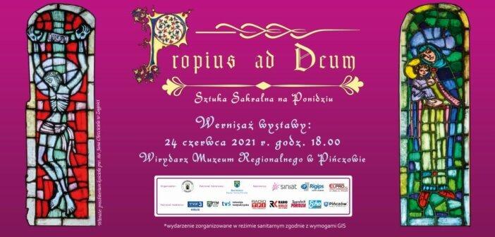 Propius ad Deum- Sztuka Sakralna na Ponidziu